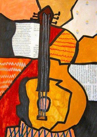 Guitars - Picasso