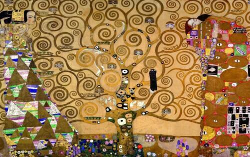 Gustav Klimt - Tree of Life