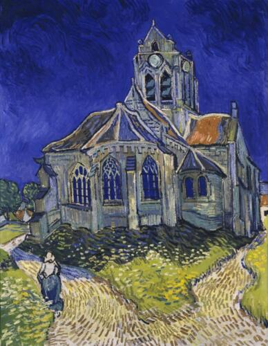 The_Church_in_Auvers-sur-Oise,_View_from_the_Chevet