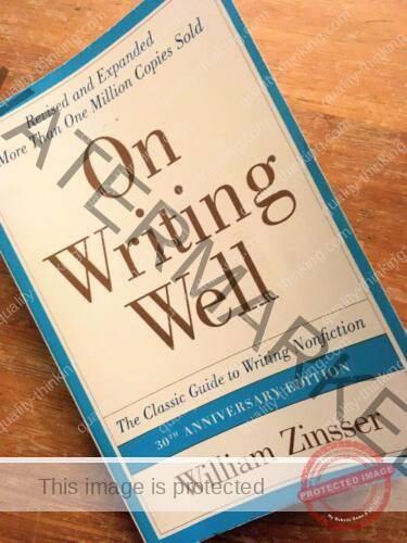 On Writing & Language